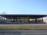 Neue Nationalgalerie Kulturforum Berlin Tiergarten